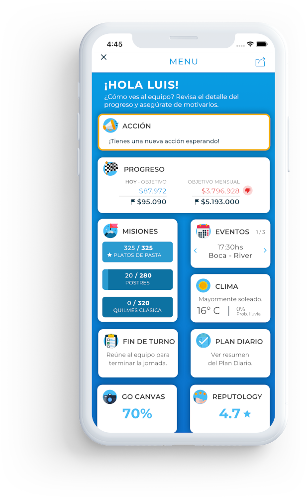ZX Ventures app screenshot